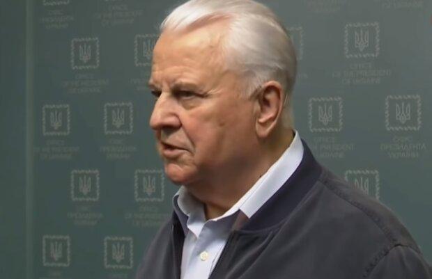 Леонід Кравчук, скріншот з відео