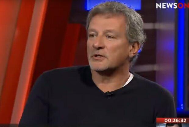 """Андрей Пальчевский в эфире """"Великого вечера"""""""