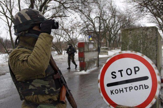 На Луганщині поліцейський застрелився просто на блокпосту