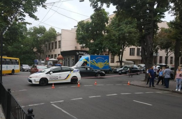 Поліція в Одесі