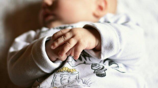 младенец / фото: Pixabay