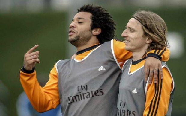 Футболісти Реала посварилися під час матчу проти Жирони