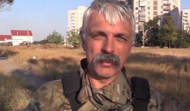 "Корчинский призвал ударить по ""Интеру"" из артилерии"