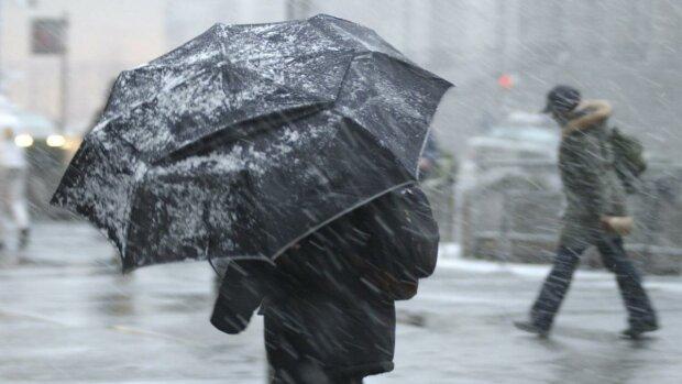Стихія не на жарт розгуляється у Вінниці 14 грудня, синоптики попередили про неминуче