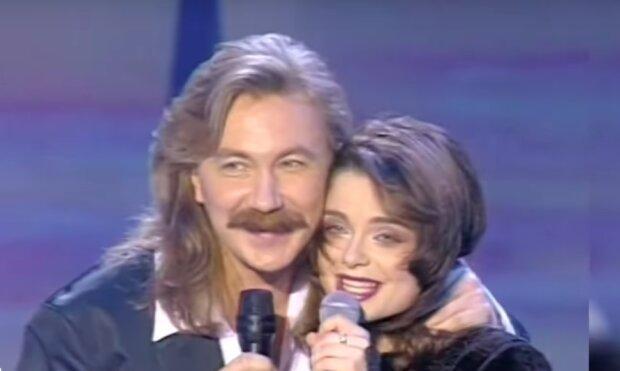 Наташа Корольова і Ігор Ніколаєв, скріншот з YouTube