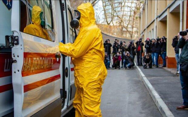 Коронавирус в Украине, фото: Информатор