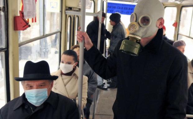 Киевлян заставят жить в смраде еще 5 лет