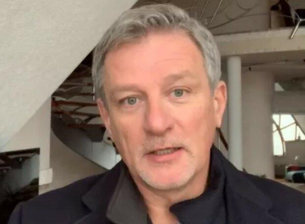 Андрей Пальчевский, фото: кадр с видео Facebook