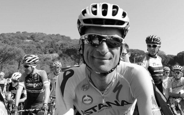 Відомий італійський велогонщик загинув в ДТП під час тренування