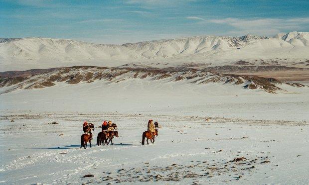 Невероятная Монголия в картинках: фотограф показал путешествие длиной в 17 лет