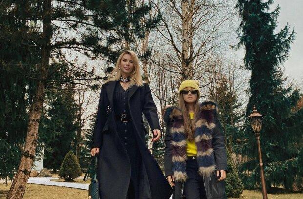 Світлана Лобода з донькою, фото з Instagram