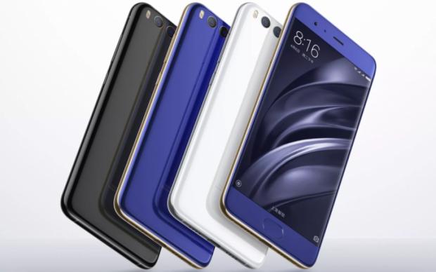 Xiaomi Mi 6 представлено офіційно
