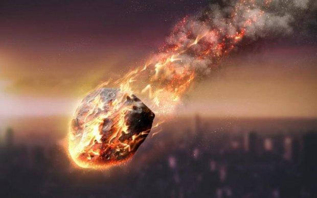 Вчені б'ють на сполох: астероїд-вбивця мчить на Землю