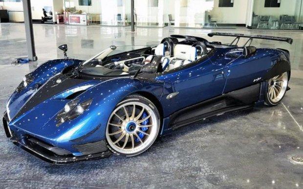 Для избранных: в сети показали самый дорогой автомобиль в мире