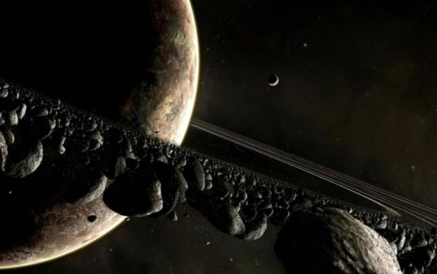 Cassini разглядел аномалию на далекой планете