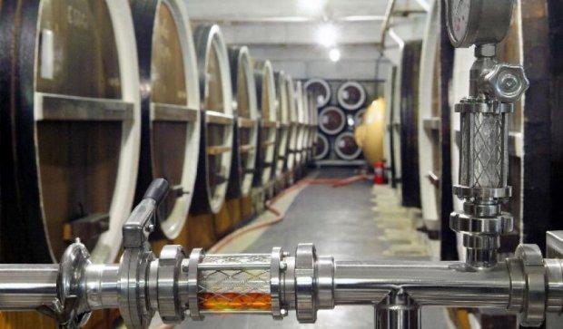 Украинцы стали пить больше коньяка и меньше пива