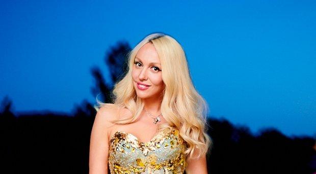 "Полякова показала безстрашну молодшу доньку: ""Циркова артистка"""