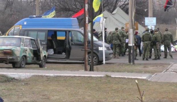Аброськин приплел к разгону блокадников борьбу с диверсантами