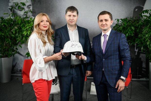 ДТЕК, Vodafone та Ericsson запустили пілотний проєкт Smart Factory на базі 5G