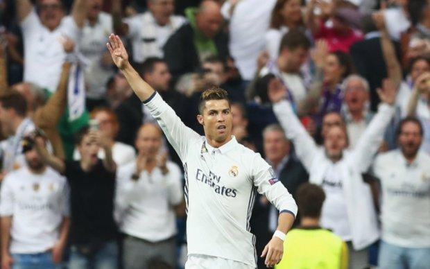 Роналду вимагає більшої поваги від уболівальників Реалу