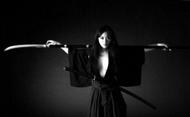 Жінки-самураї