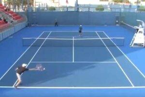 Артем Бахмет опозорился на турнире ITF в Дохе