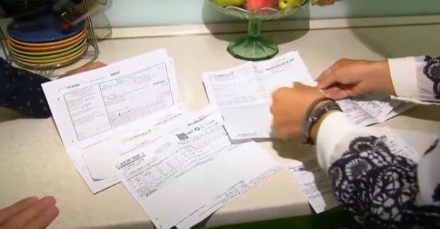 комунальні платежі, скріншот з відео