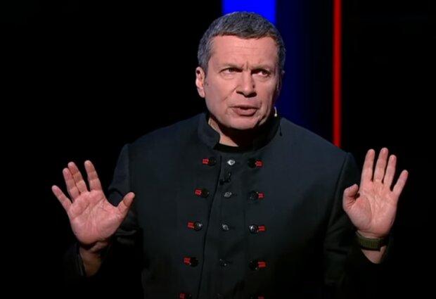 """Пропагандиста Соловьева прогоняют из Европы поганой метлой: """"Убирайтесь прочь!"""""""