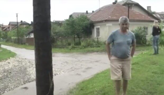 На Тернопільщині оскаженіла стихія змила село і вбила собаку - Апокаліпсис за 20 хвилин