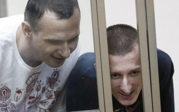 Маленька хороша новина: Кольченко вийшов з ШІЗО