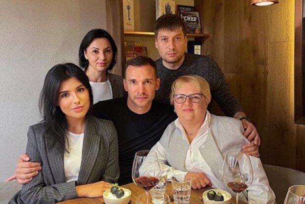 Андрій Шевченко, фото з Instagram