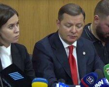 Олег Ляшко в суді, фото з вільних джерел