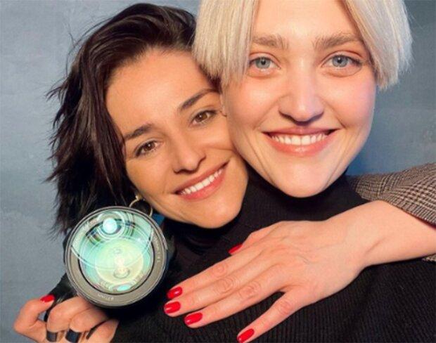 Вера Кекелия и Марта Адамчук, фото из instagram