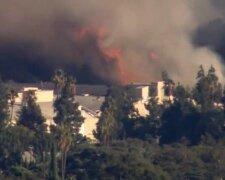 Пожежі в Каліфорнії, KOLR