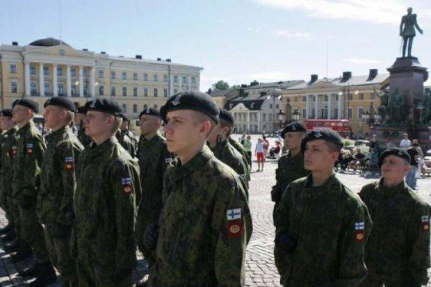 Финляндия рассылает повестки резервистам