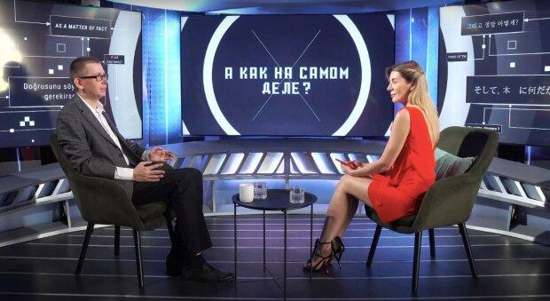 Спірідонов заявив, що РФ не бере участі у боротьбі за світове лідерство