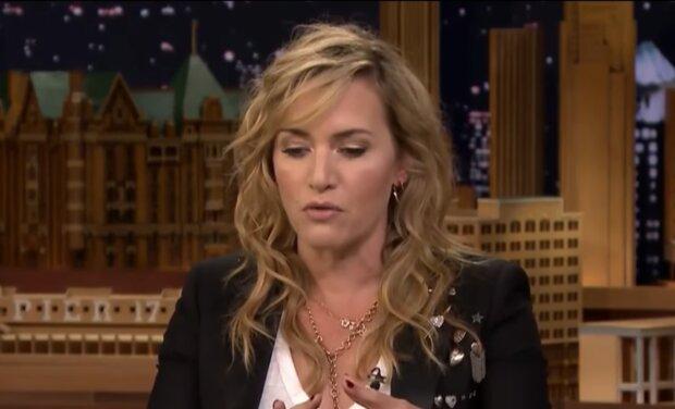 Кейт Уинслет, скриншот из видео