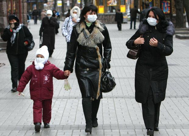 Українців атакує небезпечний тип грипу