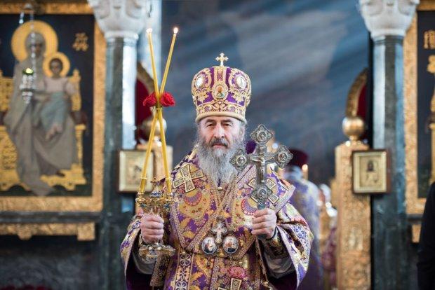 Иерусалим причислил Онуфрия к РПЦ: как принимают в мире, так принимайте и в Украине