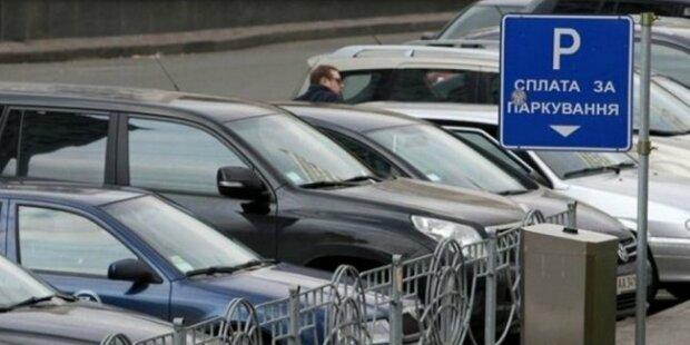 У Києві ввели е-талони на паркування: як це працює