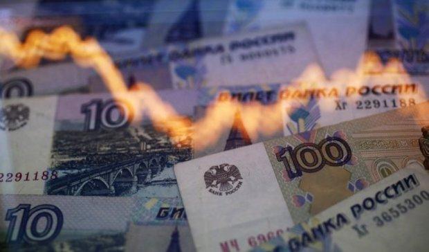 Нові санкції проти Росії обвалили рубль