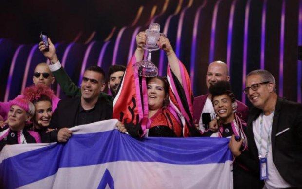 """Євробачення-2019 """"втече"""" з Ізраїлю через політику"""