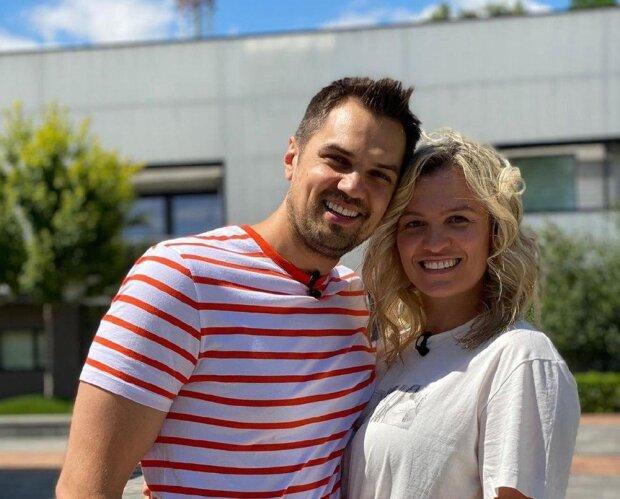 Костянтин Євтушенко та Наталія Добринська, фото з Instagram