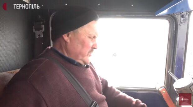 "Рукастый тернополянин ""слепил"" супертанк, куда там Ланосам: не боится ни снега, ни грязи"