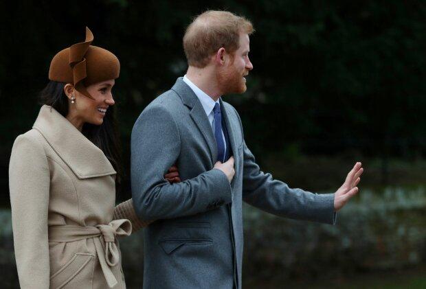 Меган Маркл взялась за голову принца Гарри, внук Елизаветы II угодил на больничную койку