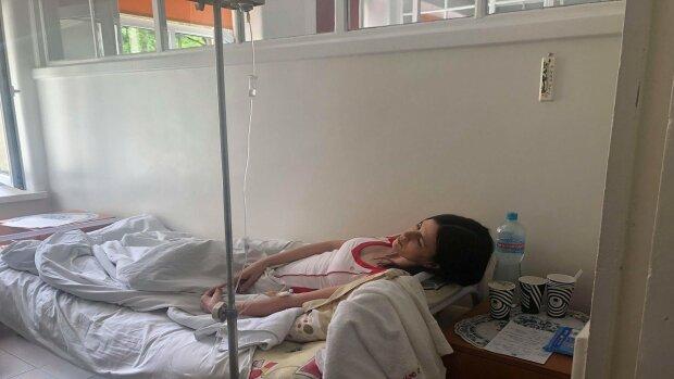В больнице, фото Униан