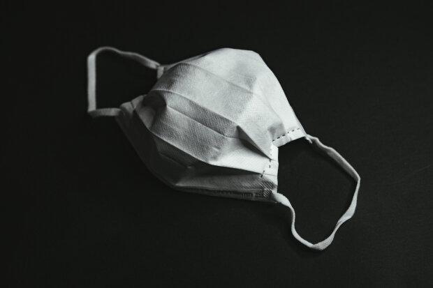 медицинская маска, фото Pxhere