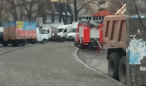 В Киеве угрожают взорвать «Эпицентр» - требуют 200 тысяч (фото)