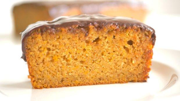 Рецепт чудового пирога з апельсином і кокосом нашвидкуруч