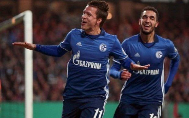 Коноплянка начнет матч с дортмундской Боруссией в запасе